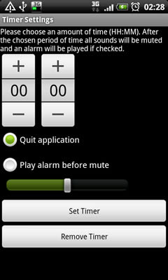 Picture of Relax and Sleep Timer
