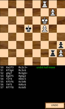 Me against Chess for Android
